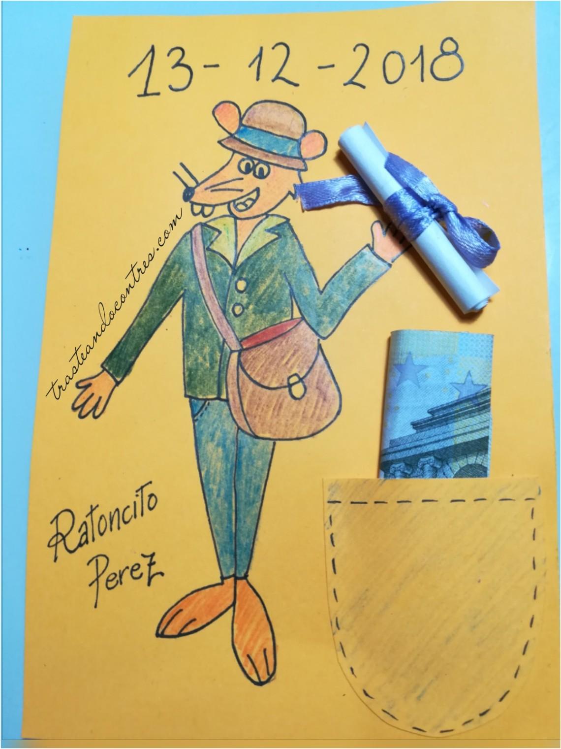 Dibujo Ratoncito