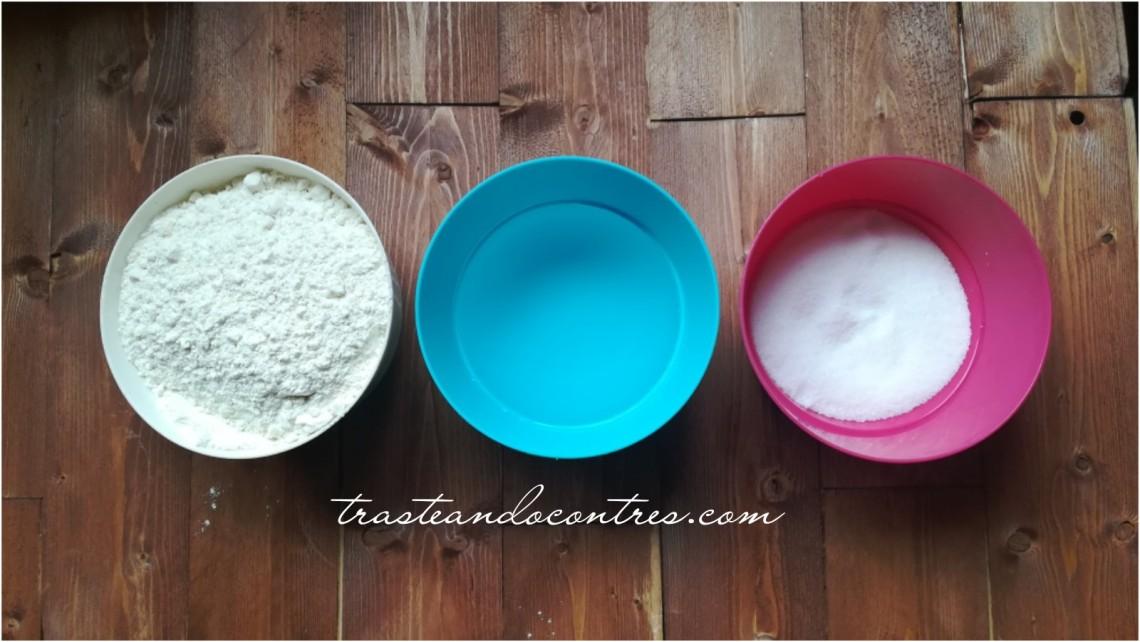 ingredientes pasta de sal